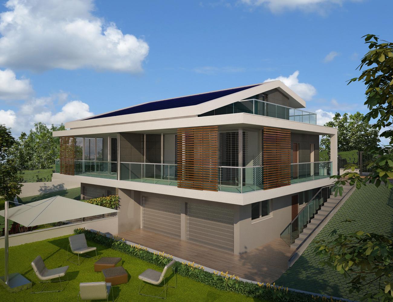 Pragma engineering societ di ingegneria architettura for Progetti di case molto ristrette